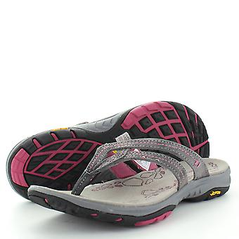 Karrimor Womens/Ladies Tahiti Pigskin Leather Vibram Sandals