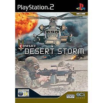 Konflikten Desert Storm (PS2)