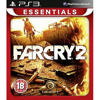 Far Cry 2 PlayStation 3 Essentials (PS3)