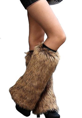 Waooh - moda - pierna piel 40cm