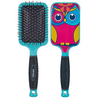 Bifull Cepillo Rasqueta Buho (Dogs , Grooming & Wellbeing , Brushes & Combs)