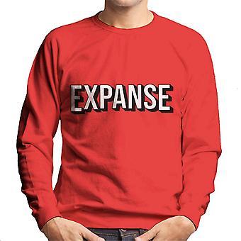 Neflix das weite Logo Mix Herren Sweatshirt