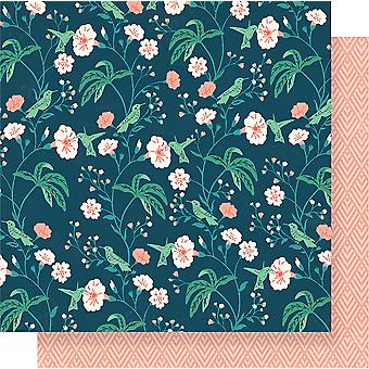 Maggie Holmes Flourish Double-Sided Cardstock 12