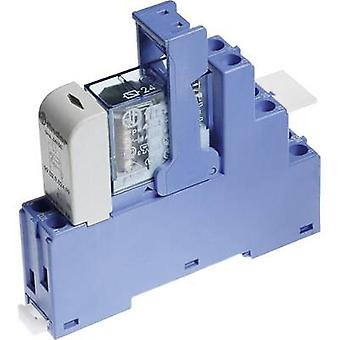 Finder 48.52.7.012.0050 Relay component 1 pc(s) Nominal voltage: 12 Vdc Switching current (max.): 8 A 2 change-overs