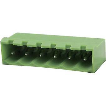 Degson 2EDGRC-5.0-06P-14-00AH Socket enclosure - PCB Total number of pins 6 Contact spacing: 5.0 mm 1 pc(s)