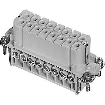 Amphenol C146 10B016 002 4 Socket Insert