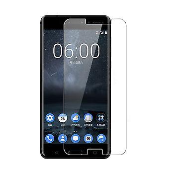 Nokia 5 Displayschutzfolie 9H Verbundglas Panzer Schutz Glas Tempered Glas