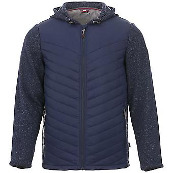 Slazenger Mens Hutch Insulated Hybrid Jacket