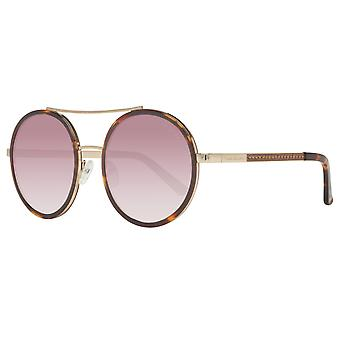 GUESS by MARCIANO women's sunglasses round Brown