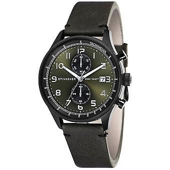 Spinnaker Maritime Watch - Black/Green