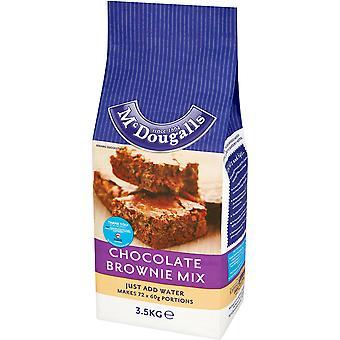 McDougalls Schokoladen-Brownie Mix
