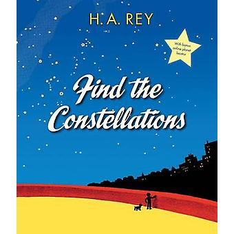 Find the Constellations by H. A. Rey - 9780544763425 Book