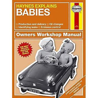Babies - Haynes Explains - 9781785211027 Book