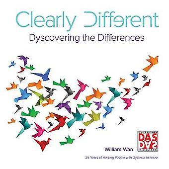 Klart olika - Dyscovering skillnaderna av William Wan - 97898