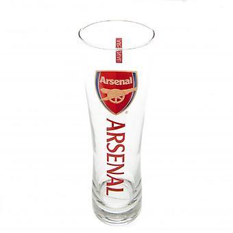 Arsenal grand verre de bière