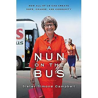 En nonne på bussen