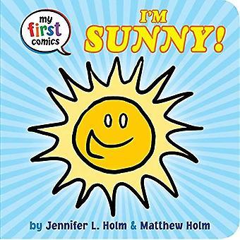 I'm Sunny!: My First Comics