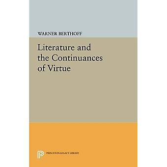 Litteratur og Continuances av dyd (Princeton arven Library)