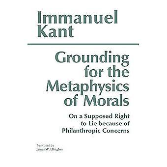 Erdung für die Metaphysik der Sitten