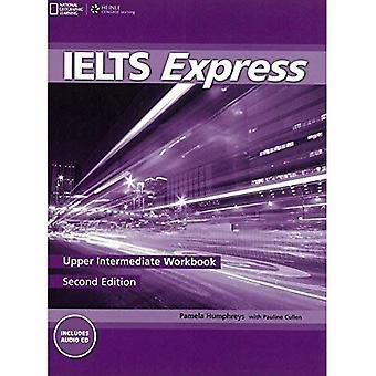 IELTS Express Upper-intermediate Workbook