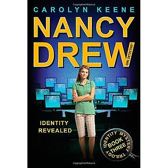 Identidad revelada (Detective Nancy Drew chica (Aladdin))