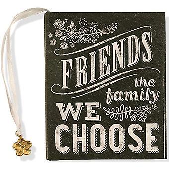 Friends: The Family We Choose (mini book)