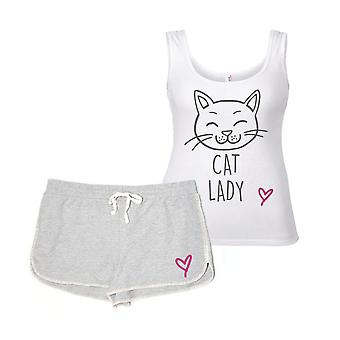 Cat Lady Pyjama Set