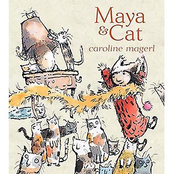 Maya und Katze