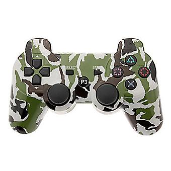 Ps3 Wireless Controller-Camo (C)