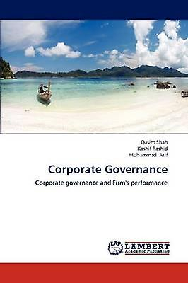 Corporate Governance by Shah & Qasim