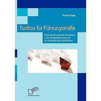Toolbox Fur F Hrungskr Fte by Dupp & Kerstin