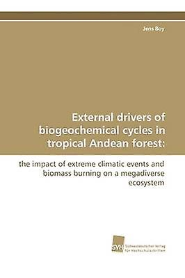 External Drivers of Biogeochemical Cycles in Tropical Andean Forest by Boy & Jens