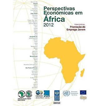 Perspectivas Economicas Em África 2012 Versao Condensada Promocao Emprego Jovem por publicación de la OCDE