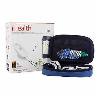 Wireless intelligent meter with Ihealth consumables Kit