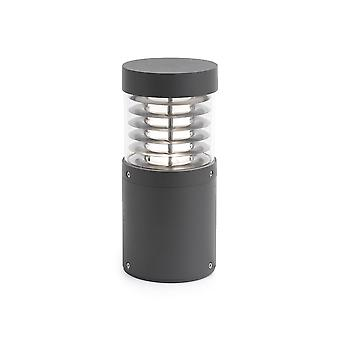 Faro - Giza Dark Grey LED Outdoor Pedestal FARO70767