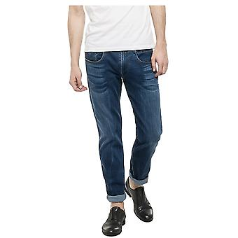 Replay Jeans Anbass Slim Fitting Stretch Jean 009