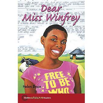 Dear Ms.Winfrey by Helen Brain - 9780340984178 Book