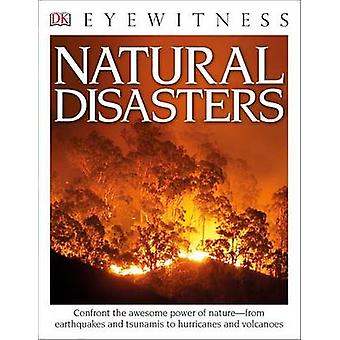DK Eyewitness Books - Natural Disasters (annotated edition) by Claire