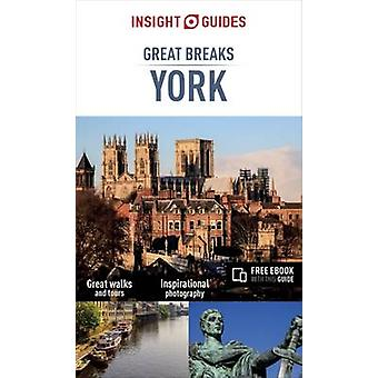 Insight Guides Great Breaks York by Insight Guides - 9781786715654 Bo