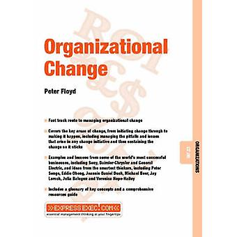 Organizational Change by Pete Floyd - 9781841121970 Book