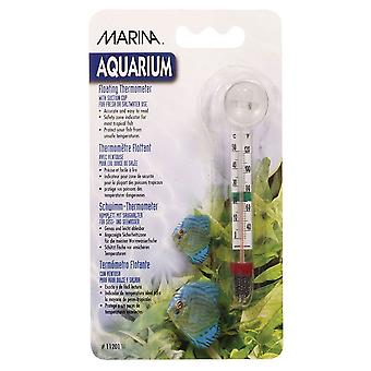 Marina Glass Floating Thermometer