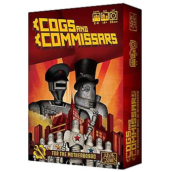 Atlas Games Cogs and Commissars Card Game