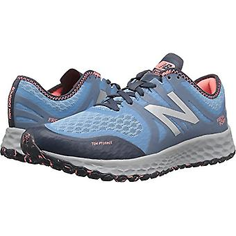 New Balance Women's Kaymin v1 Fresh Foam Trail Running Shoe, Tidepool, 5.5 D US