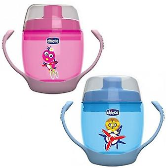 Chicco Evolutive Vessel 12 Months + Pink And Blue (Assortment) For Babies