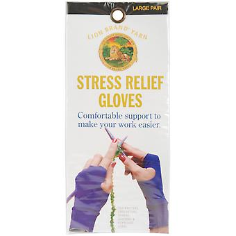 Stress Relief Gloves 1 Pair Large 1402