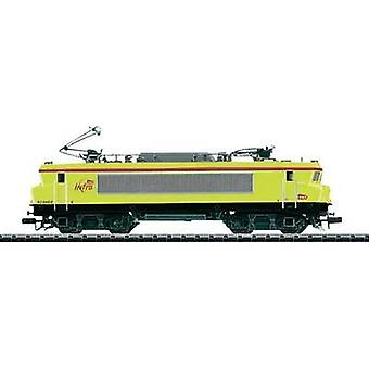 MiniTrix T16004 MiniTrix T16004 N SNCF BB22200 Infra Electric Locomotive