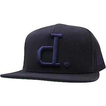 Diamond Supply Co Un Polo Snapback Navy Navy