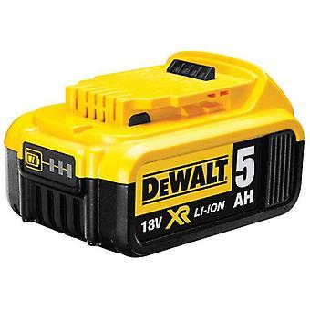 DeWALT DCB184-XJ 18 Volt 5AH batteria