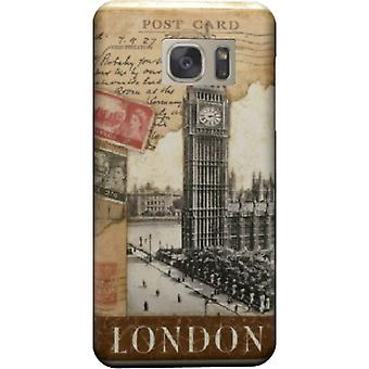 Kap-London alte Postkarten Briefmarken für Galaxy Note 5