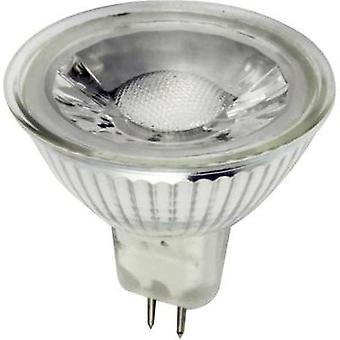 LED GU5.3 Reflector 5 W = 35 W Warm white (Ø x L) 50 mm x 45 mm EEC: A+ LightMe 1 pc(s)